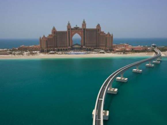 underwater hotel dubai 02 Atlantis: Dubais underwater hotel