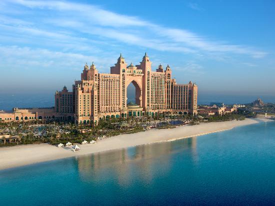 Atlantis dubai 39 s underwater hotel for The hotel dubai