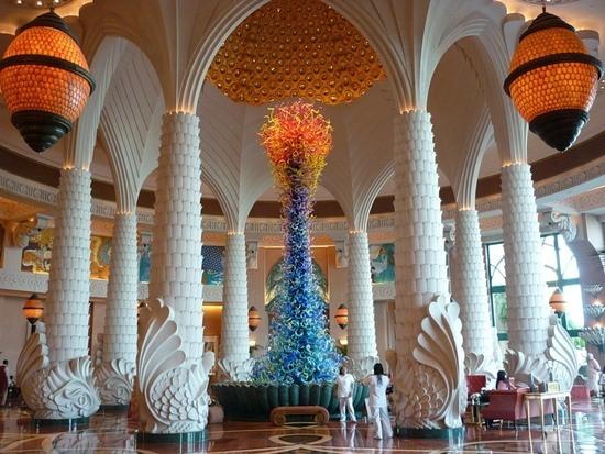 underwater hotel dubai 07 Atlantis: Dubais underwater hotel