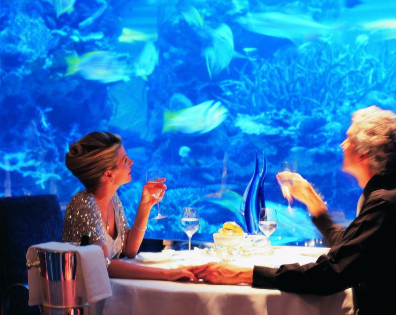underwater hotel dubai 09 Atlantis: Dubais underwater hotel