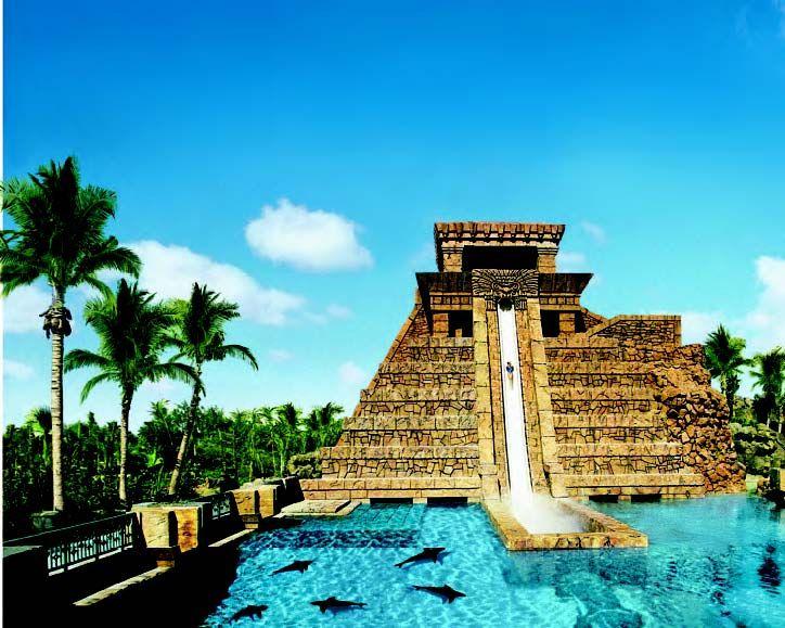 Atlantis dubai 39 s underwater hotel for Hotel de dubai